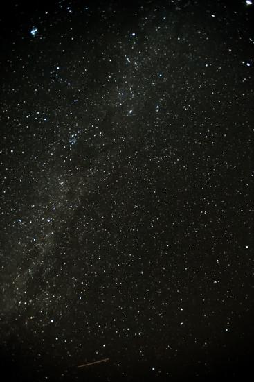 Mesquite Flat Sand Dunes Milky Way